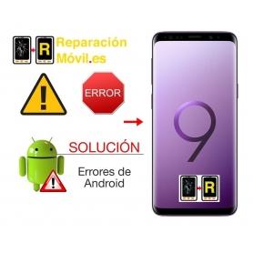 Solución De Sistema Samsung S9