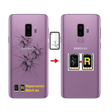 Cambiar Tapa Samsung S9 Plus