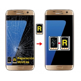 Cambiar Cristal Samsung S7