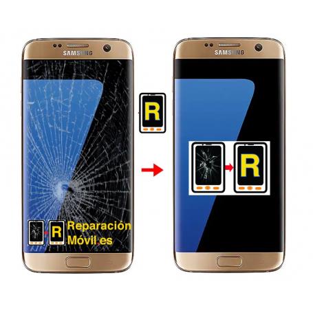 Cambiar Cristal Samsung S7