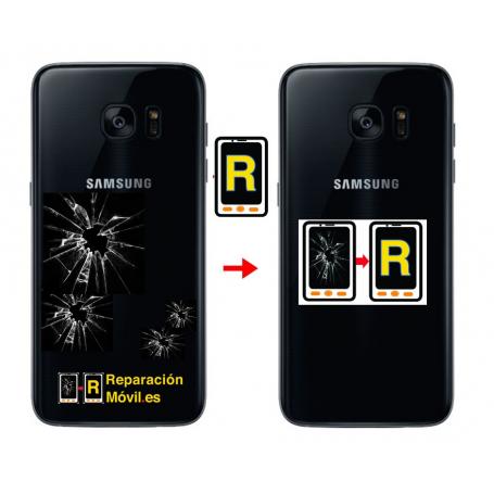 Cambiar Tapa Samsung S7