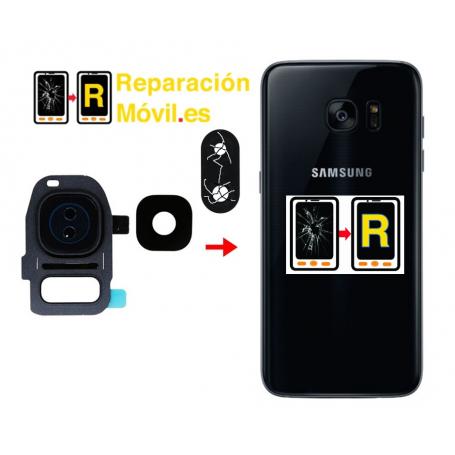 Cambiar Cristal de Camara Samsung S7