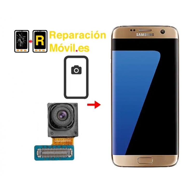 Cambiar Cámara Frontal Samsung s7