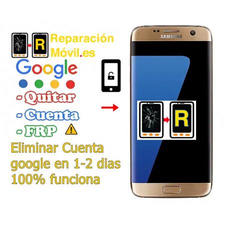 Eliminar Cuenta Google Frp Samsung s7