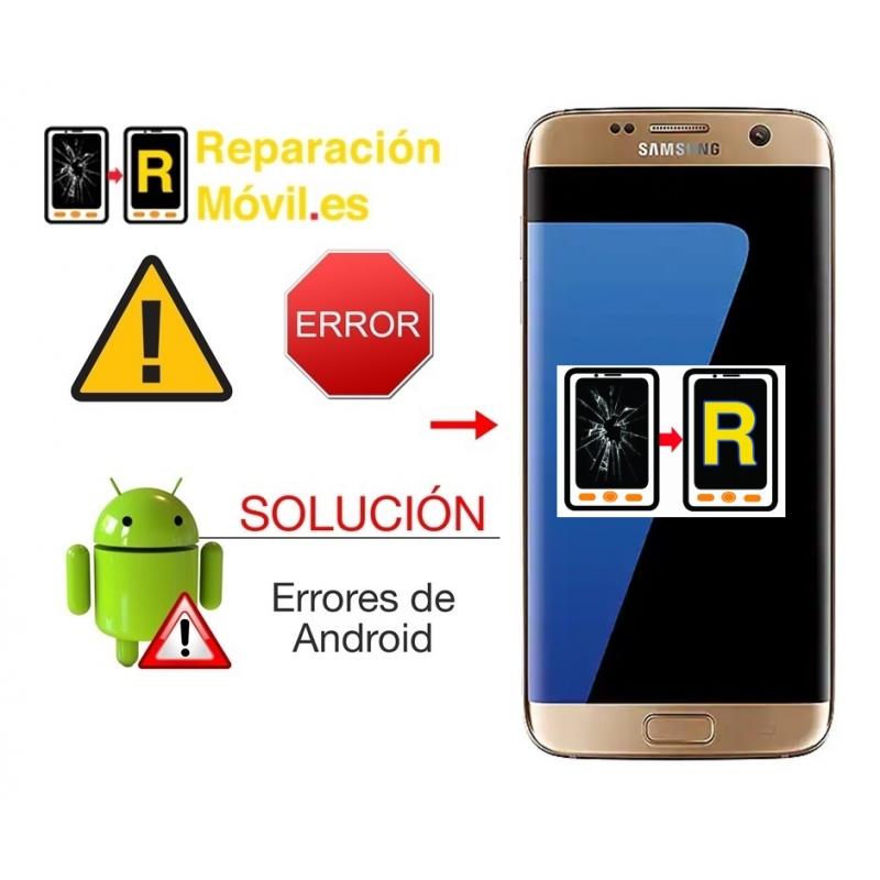 Solución De Sistema Samsung s7
