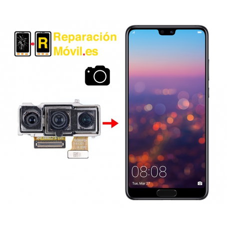 Cambiar Cámara Trasera Huawei P20 Pro