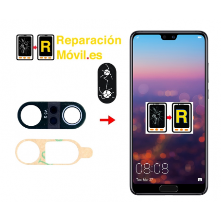 Cambiar Cristal De Cámara Huawei P20 Pro