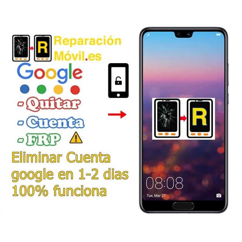 Eliminar Cuenta Google Frp Huawei P20 Pro
