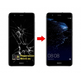 Cambiar Pantalla Completa Huawei P10