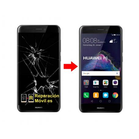 Cambiar Pantalla Huawei P8 Lite SMART