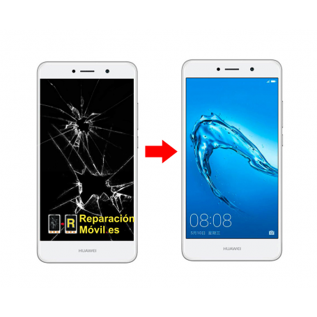 Cambiar Pantalla Huawei Y7 2017