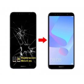 Cambiar Pantalla Huawei Y6 2018