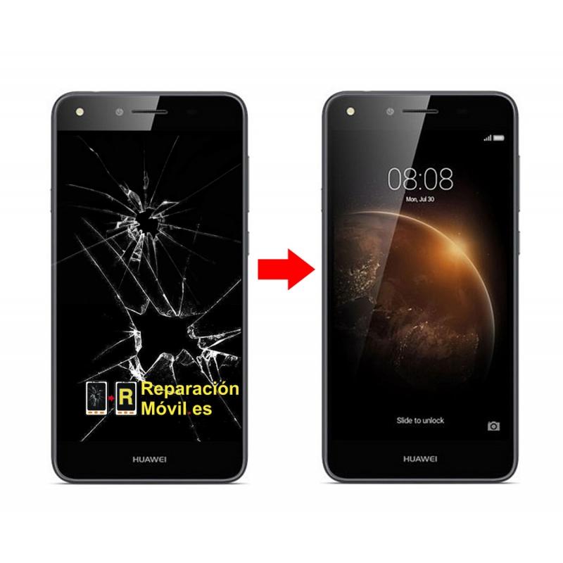 Cambiar Pantalla Huawei Y6 II