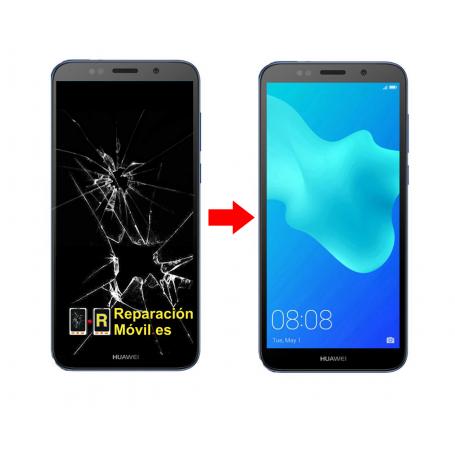 Cambiar Pantalla Huawei Y5 2018