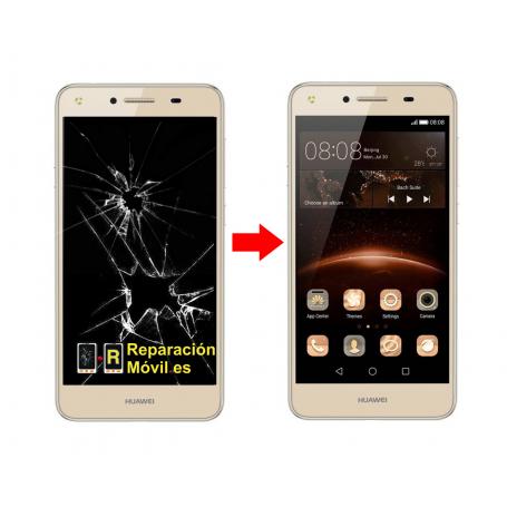 Cambiar Pantalla Huawei Y5 II 2017