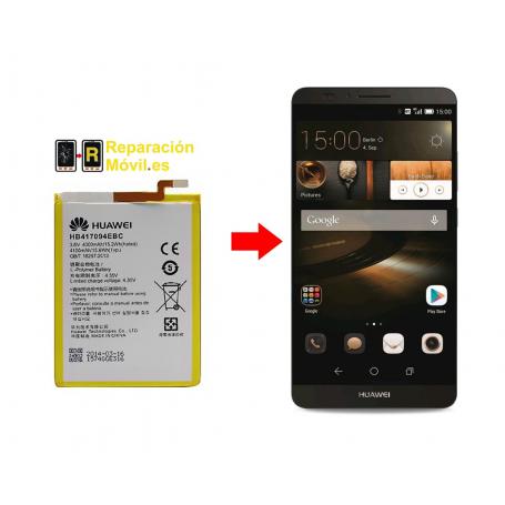 Cambiar Batería Huawei MATE 7