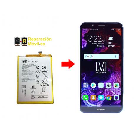Cambiar Batería Huawei Nova 2 Lite