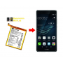 Cambiar Batería Compatible Huawei P9