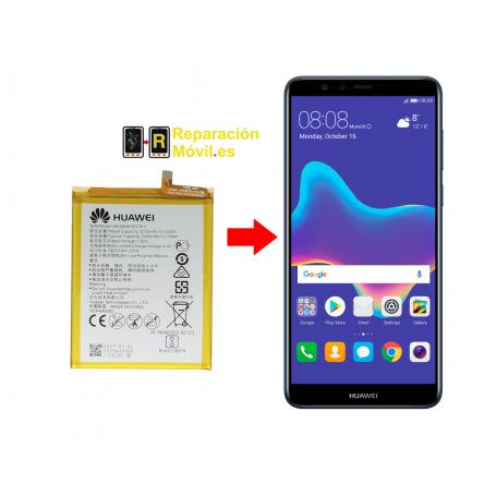 Cambiar Batería Huawei Y9 2018