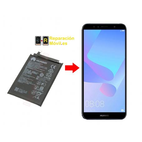 Cambiar Bateria Huawei Y6 2017