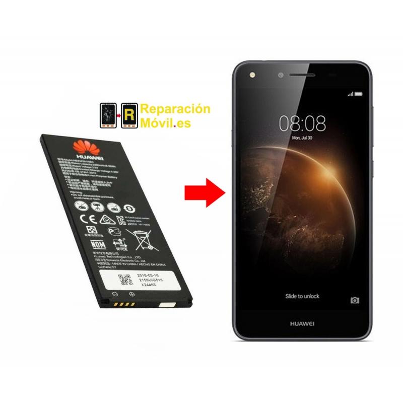 Cambiar Batería Huawei Y6 II Compact