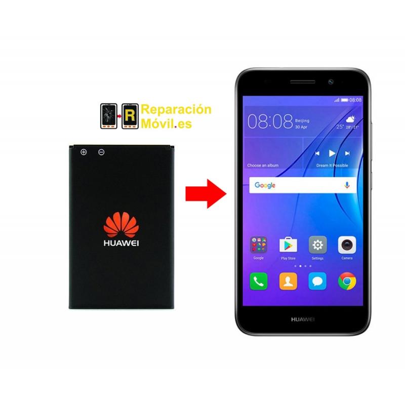 Cambiar Batería Huawei Y3 2017