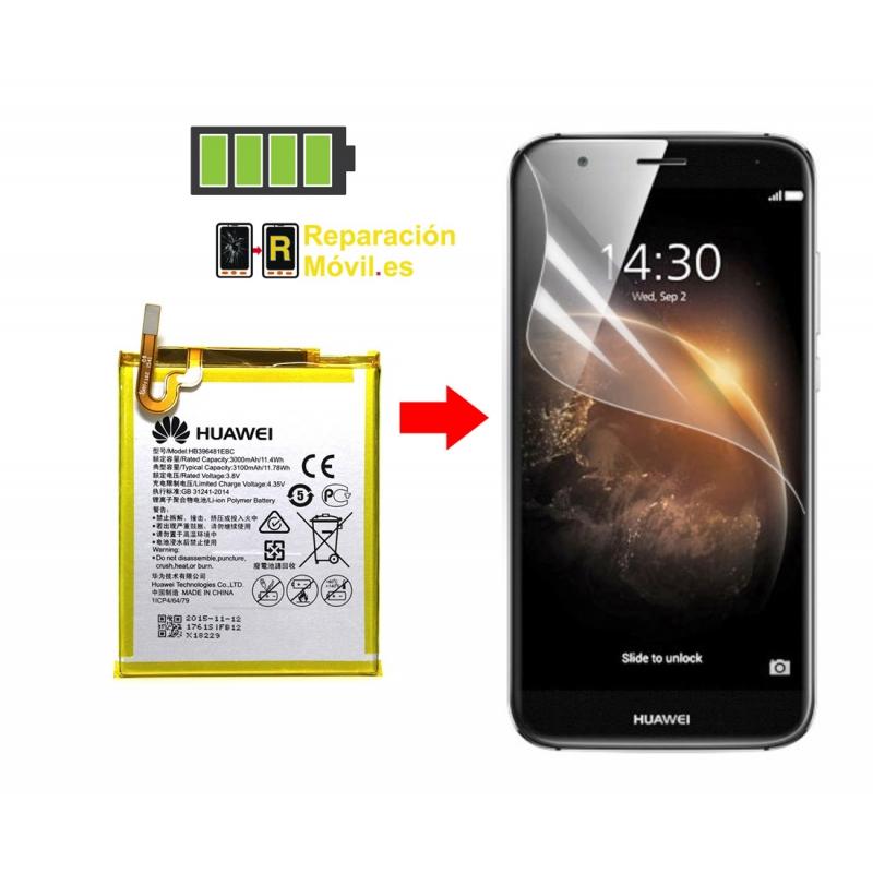 Cambiar Bateria Huawei G8