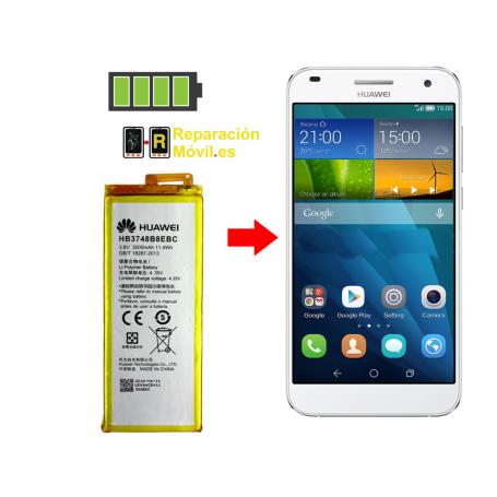 Cambiar Batería Huawei G7