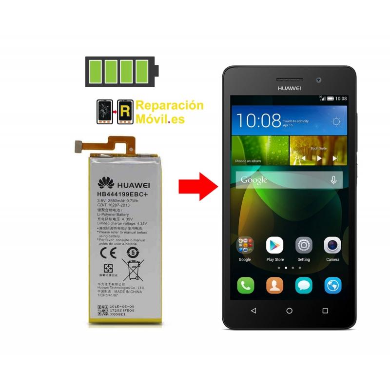 Cambiar Bateria HUAWEI G PLAY MINI