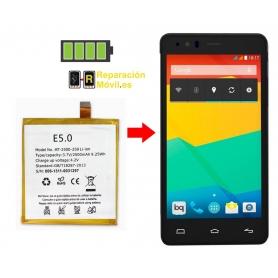 Cambiar Batería BQ E5 HD