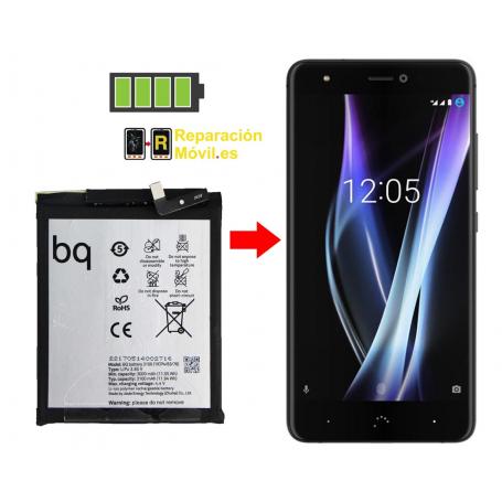 Cambiar Batería BQ X PRO