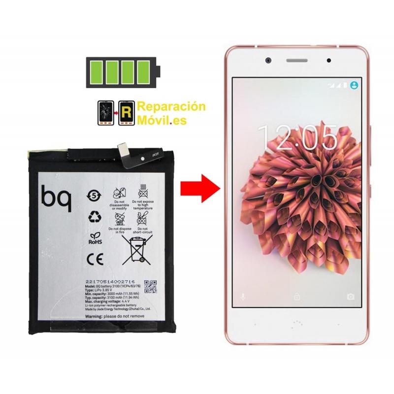 Cambiar Batería BQ X5
