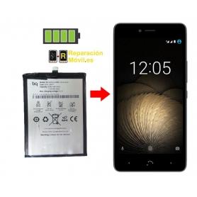 Cambiar Batería BQ U PLUS