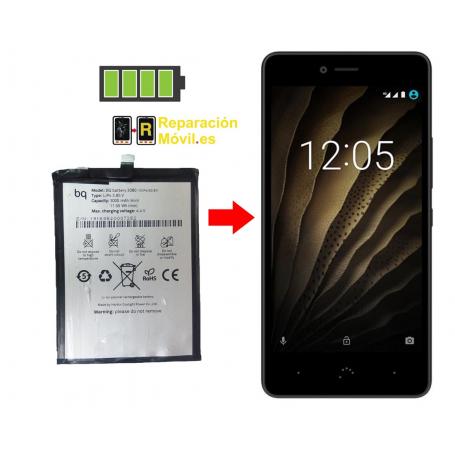 Cambiar Batería BQ U