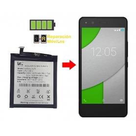 Cambiar Batería BQ A4.5