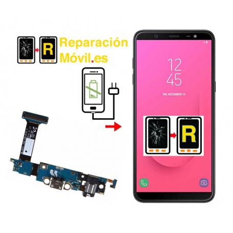 Cambiar Conector de carga Samsung J8 (2018) J810