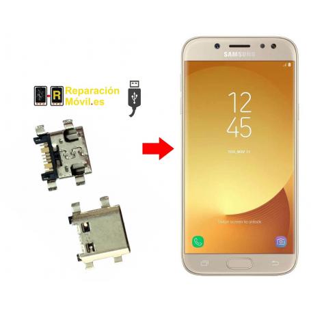 Cambiar Conector de carga samsung j7 2016 SM-J710