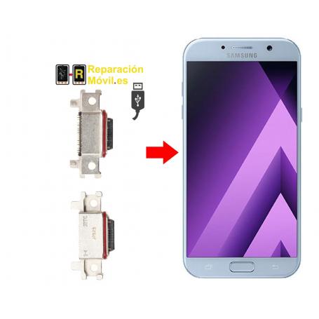 Cambiar Conector De Carga Samsung A7 2017