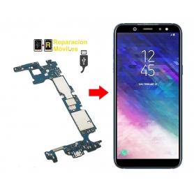 Cambiar Conector De Carga Samsung A6 2018