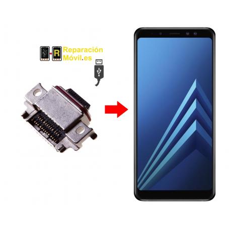Cambiar Conector de Carga Samsung A5 2018