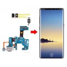 Cambiar Conector de Carga Samsung Note 8