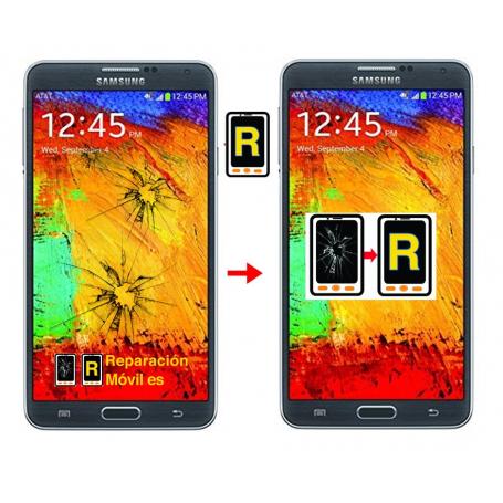 Cambiar Cristal De Pantalla Samsung Note 3