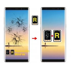 Cambiar Cristal de Pantalla Samsung Note 8