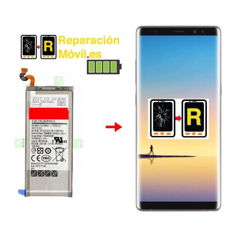 Cambiar Batería Samsung Note 8