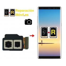 Cambiar Cámara Trasera Samsung Note 8