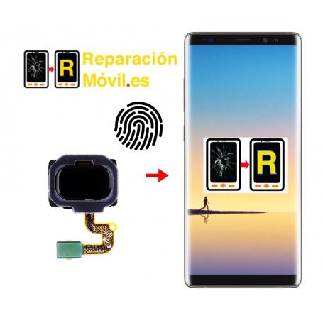 Cambiar Sensor De Huella Samsung Note 8