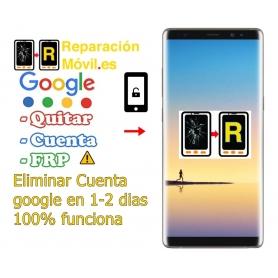 Eliminar Cuenta Google Frp Samsung Note 8