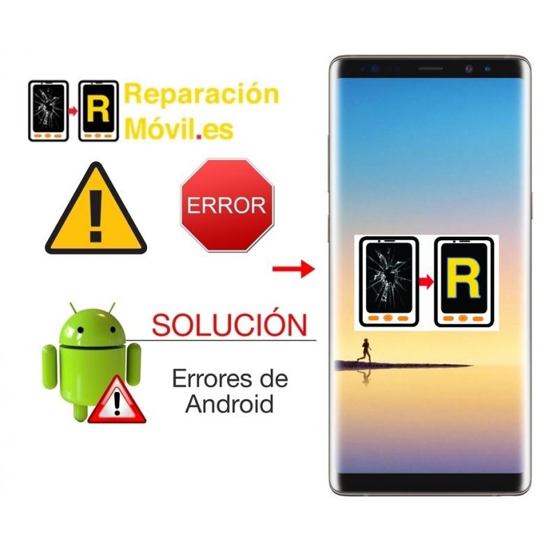 Solución De Sistema Samsung Note 8
