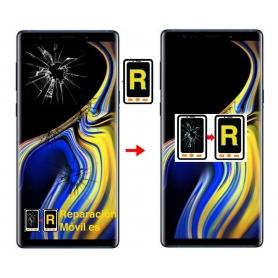 Cambiar Cristal de Pantalla Samsung Note 9