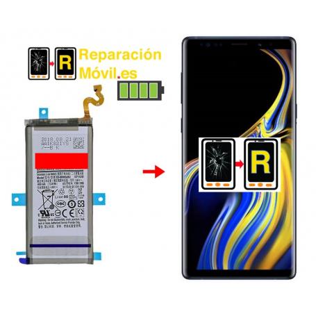 Cambiar Batería Samsung Note 9